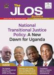 EDITOR'S NOTE: Special JLOS Bulletin Edition on Transitional Justice (December 2020)