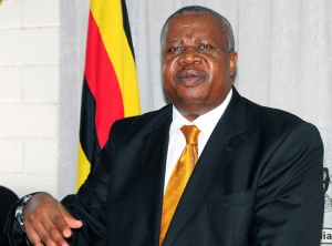Hon. Kahinda Otafiire, Minister of Justice and Constitutional Affairs