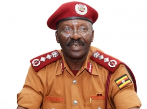 Dr. Johnson Byabashaija, the Commissioner General of Prisons