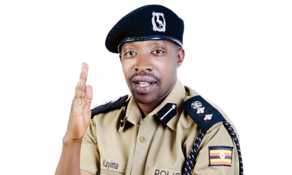 SSP Emilian Kayima (PHOTO: New Vision)
