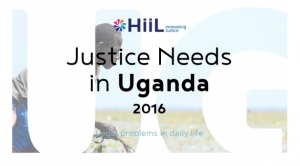 Justice Needs in Uganda: Legal problems in daily life