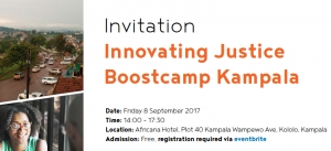 Innovation Boostcamp: Public Invitation