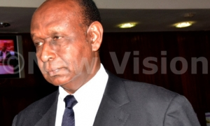 Justice Augustine Nshimye (PHOTO: The NewVision)