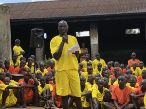 Prisoners at Luzira Maximum Prison (PHOTO: Observer)