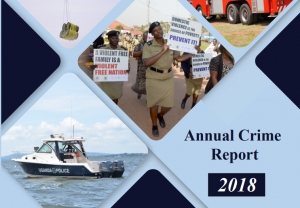 Annual Crime Report (2018)