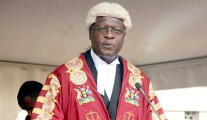 Chief Justice Bart M. Katurebe